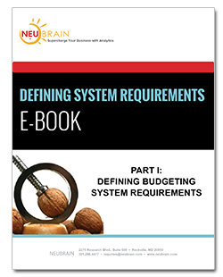 Budgeting Requirements E-Book
