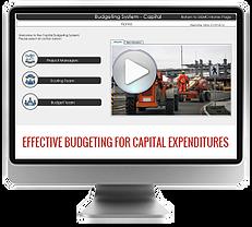 Capital Expenditures Demo Video