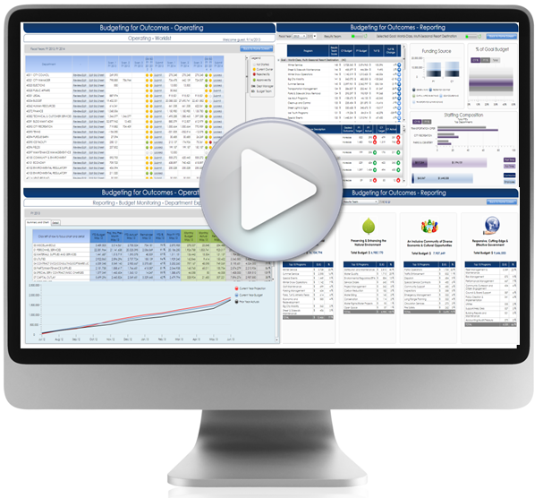 Budgeting for Outcomes Demo Video