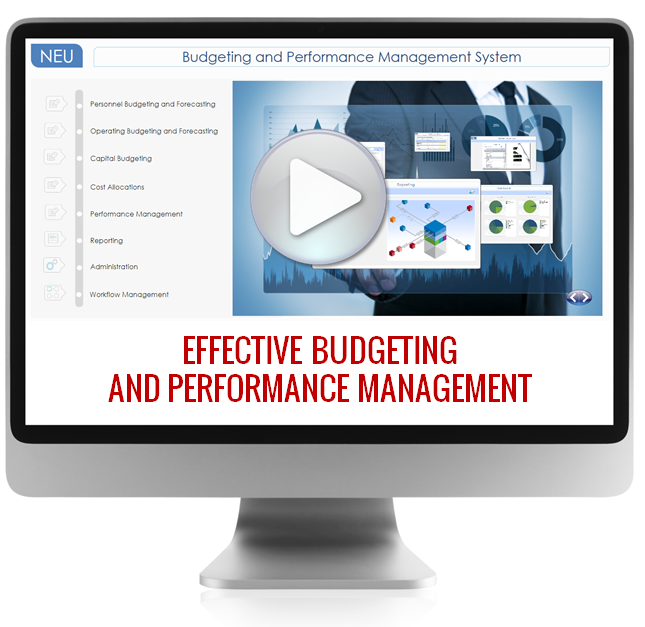 Budgeting Software Selection