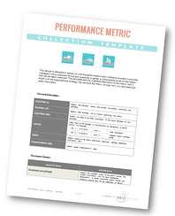 Performance metrics collection template template performance metrics data collection neubrainperformancemetricscollectiontemplate maxwellsz