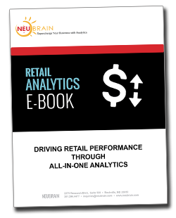 Retail Analytics Ebook cover