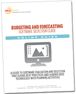 Budgeting Software Selection Guide